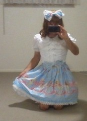 SL5 (shellyanatine) Tags: crossdressing sissy sweetlolita petticoating brolita