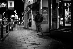 Pace (stephen cosh) Tags: life street city people urban blackandwhite bw sepia mono scotland town candid streetphotography rangefinder streetphoto ayr reallife humancondition blackandwhitephotos 50mmsummilux blackwhitephotos leicam9 stephencosh leicammonochrom leicamm