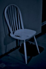 The Lame Chair (SaBa Images) Tags: shadow dark wooden geometry tubes calculus squire height