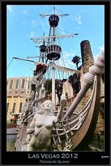 Las Vegas 2012 (pharoahsax) Tags: world las vegas get colors island ship treasure nevada schiff lv figurehead galionsfigur galeonsfigur pmbvw worldgetcolors