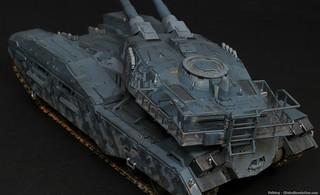 M61A5 Semovente - FIN 6 by Judson Weinsheimer