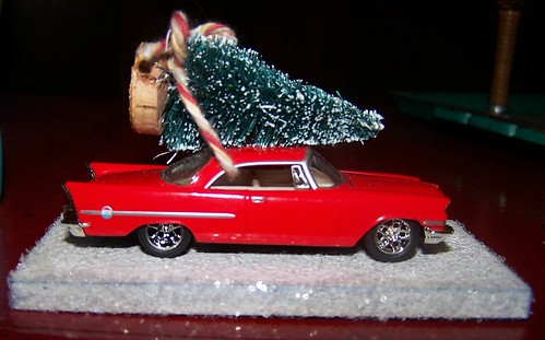 1957 Christmas Chevy