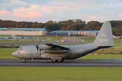 Lockheed C-130T Hercules (165349) (corax71) Tags: plane airplane fly us flying airport force glasgow aircraft aviation military air transport flight navy aeroplane cargo international airforce lockheed usnavy hercules prop nato forces turboprop armedforces propellor c130 prestwick pik armed ayrshire aeronautic usmilitary aeronautical usarmedforces prestwickairport usforces c130hercules c130t vr55 egpk prestwickinternationalairport lockheedhercules lockheedc130 lockheedc130hercules herculesc130 c130thercules sigmaaf70300mmf456apodgmacro glasgowprestwickairport armedforce herculesc130t glasgowprestwick airarm lockheedc130thercules 165349 lockheedc130t prestwickinternational