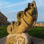 Sculture aux abords de la chapelle Notre Dame de Rocamadour thumbnail