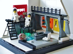 Dr. No, 1962 (Julius No) Tags: james lego dr no sean bond 1962 007 connery