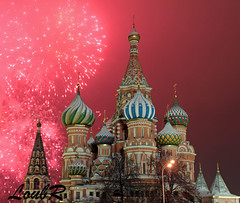 Red square New year 2013 (LoubR photography) Tags: city fireworks russia moscow capital redsquare kremlin rveillon russie happynewyear moscou feudartifice  mosc placerouge bonneanne saintsylvestre flickraward flickraward5 mygearandme mygearandmepremium mygearandmegold newyear2013 jourdelan2013 saintbasilsbasilica