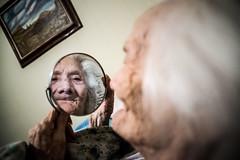 Mugging (Glockoma) Tags: old grandma senior ancient 101 aged granny 20mmf28 101yo