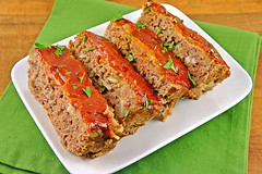 Classic Meatloaf (Kitchen Life of a Navy Wife) Tags: