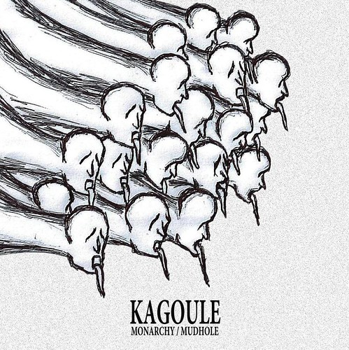 Kagoule- Single Artwork