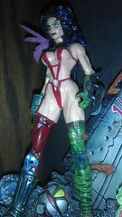 Julie Strain HEAVY METAL 2000 F.A.K.K.2 was a Tower Records Exclusive. Featuring Regular (red outfit), ~ Camera Phone (BrandyVSOP) Tags: camera red woman records tower statue metal lady female toy doll 2000 julie phone action vinyl picture cell plastic fantasy figure heavy figures exclusive collectibles pvc figureine strain regular redoutfit 2013 fakk2 dpstoys htcevov4g faakk2 sexyfantascy