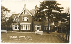 Red Lodge (Hotel Cecil, Belvedere Hotel), 1 Parsonage Road, Bournemouth, Dorset (Alwyn Ladell) Tags: dorset bournemouth bathroad belvederehotel redlodge hotelcecil cecilhotel parsonageroad bathhill