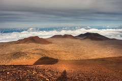 Volcanoes! (RoamingTogether) Tags: volcano hawaii nikon bigisland tamron hdr maunakea maunakeaobservatory maunakeaobservatories nikond700 283003563