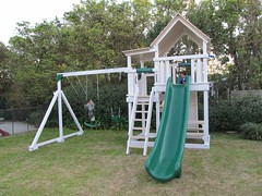 IMG_0821 (Swing Set Solutions) Tags: set play swings vinyl slide structure swing solutions playset polyvinyl