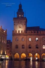 Night at high ISO (Karal2000) Tags: street city winter italy town nikon europe flickr iso bologna nikkor d90 18105mm nikond90