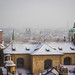 Snow Covered Prague