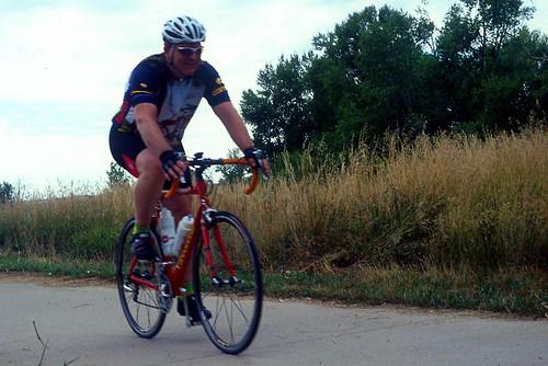 Photo - Biking on OSMP