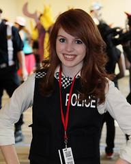 Amy Pond (blacksheep_vmf214) Tags: columbus ohio anime canon costume pond amy cosplay who doctor hyatt drwho companion t3i ohayo ohayocon