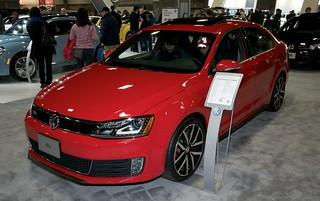 2013 Washington Auto Show - Lower Concourse - Volkswagen 5 by Judson Weinsheimer