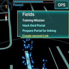 แย่แล้ว... ฉันได้เข้าไปยุ่งกับเกมส์ ingress เรียบร้อยแล้ว.... เพิ่งได้ invited มา ลองซะจนต้องออกไปนอกบ้านยามดึกเพื่อ train program นี้ ฮ่าๆ มันคือเกมส์ค่าย google ลูกผสมระหว่าง location + Game #ingress