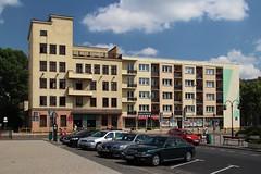 Supsk modernism (Krzysztof D.) Tags: supsk pomorskie pomorze polska poland polen architecture architektura modernizm modernism stary rynek marketsquare