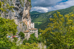 """Madonna della Corona • <a style=""""font-size:0.8em;"""" href=""""http://www.flickr.com/photos/58574596@N06/28318112754/"""" target=""""_blank"""">View on Flickr</a>"""