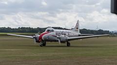 De Havilland DH 104 Dove (01) (Disktoaster) Tags: airport flugzeug aircraft palnespotting aviation plane spotting spotter airplane pentaxk1 dikur dinka dove