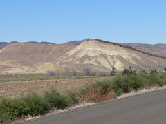 042-06 2007 USA Tour, Oregon, John Day Fossil Beds, Painted Hills Unit (Aristotle13) Tags: 2007 usa tour oregon paintedhills