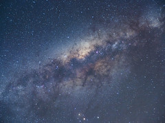 The place we live in (vincentyeung3) Tags: milkway deepsky longexposure stars
