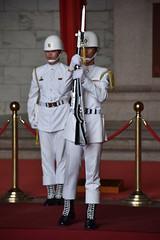 DSC_1015 (wayne5436321) Tags: 禮兵 honorguard 軍人 中華民國 republicofchina taiwan 中正紀念堂