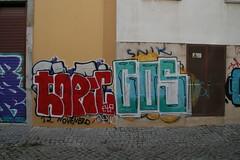 THARIC - GOS (Jrgo) Tags: streetartlisbon lisbonstreetart streetartportugal lisbon portugal outsiderart outsiderartlisbon lisboa outsiderartportugal graffitilisbon portugalgraffiti streetsoflisbon urbanart art streetart graffiti tags tag tharic gos