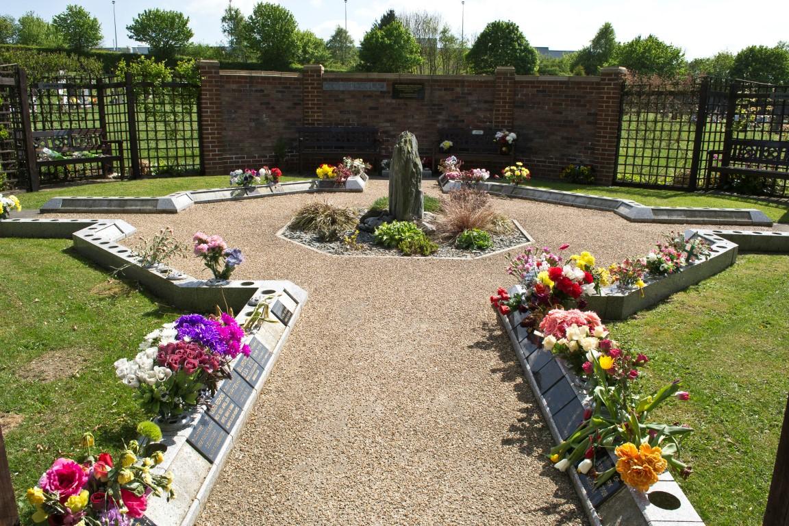 Tudhoe Cemetery Spennymoor Town Council
