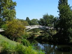 Grngrtel Radweg (chriechers) Tags: 2016 germany frankfurt hchst grngrtelradweg
