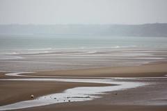 Bassa Marea,Normandia (Bacco per Bacco) Tags: francia france normandie normandia baccoperbaccofrancia bassa marea bassamarea mare oceanoatlantico manica ete2016 estate2016 the beach spiaggia playa plaje