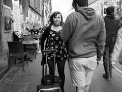 Street Photography (BadAlbert) Tags: street photography edinburgh scotland people portraits candid urban life ricohgr