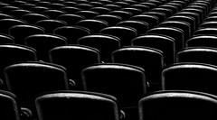 hard to find the right one (ELECTROLITE photography) Tags: hardtofindtherightone right wrong seats seat chair theater concert openair empty minimal structure lines richtig falsch stuhl sthle sitz sitze konzert chaise correctement faux blackandwhite blackwhite bw black white sw schwarzweiss schwarz weiss monochrome einfarbig noiretblanc noirblanc noir blanc electrolitephotography electrolite