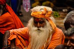 Santon #2 (PiccolaSayuri) Tags: benares varanasi hindu india santon rajasthan haryana uttarpradesh madhyapradesh delhi mandawa bikaner jaisalmer jodhpur udaipur jaipur agra fathpursikri gwalior orchha khajuraho incredibleindia temples forts colours people faces