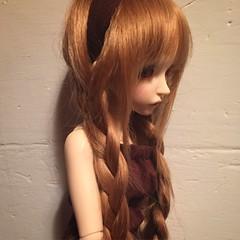 Layla (xvictoriamargaretx) Tags: abjd bjd ball jointed doll cp fairyland liria minifee msd mnf balljointeddoll dolls fairylandminifee minifeeliria layla