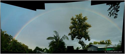 rainbow sunday