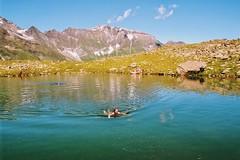 . (Careless Edition) Tags: photography film mountain nature lake pfelders erensee italy southtyrol sdtirol passeier