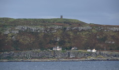 Little Cumbrae and her Lighthouses (Russardo) Tags: cumbrae island her two lighthouses clyde scotland