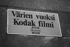 Genuine Kodak. Filters for sarcasm. (wwwwolf) Tags: kodak humour metaphotography