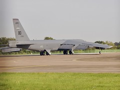 Boeing B-52H Stratofortress waiting for clearance (Nigel Musgrove-1.5 million views-thank you!) Tags: raf fairford ample strike 2016 czech republic boeing b52h stratofortress 600038 93rd bs 307th bw afrc usaf barksdale afb louisiana usa