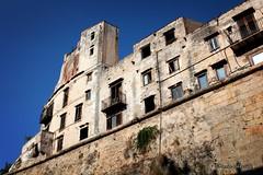 Palermo: Bastione Di Porta Guccia. (Mario Pellerito) Tags: canon eos 60d 24mm palermo palerme sicilia sicily sicilie 28 bastione