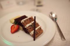 choice of cake (1600 Squirrels) Tags: 1600squirrels photo 5dii lenstagged canon35f14 neatimage wedding reception ritzcarlton hotel northstar truckee laketahoe sierranevada nocal california usa