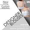 Designer blouses at heavy discounts (paxxiofashion) Tags: fashion designerwear ethnicwear blouses newstitching yourpersonalizedstylist exclusivewomenshoppingsite