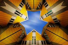 Kubus (TK-Fotoart) Tags: architecture architektur architekturfotografie rotterdam kubushuser tkfotoart workshop fineart