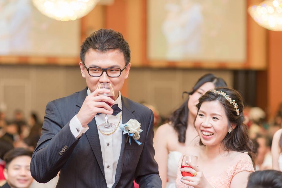 台南婚攝 情定婚宴城堡永康館 婚禮紀錄 C & V 164