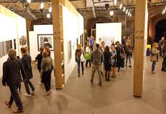DSCF5529.jpg (amsfrank) Tags: scene exhibition westergasfabriek event candid people dutch photography fair cultural unseen amsterdam beurs
