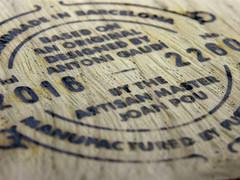 Sello de pirograbado + caracteres intercambiables (www.omellagrabados.com) Tags: sello seal wood woodburning regulador fecha caracteres caractres characters removable intercanviables intercambiables termograbadora pirograbado pyrogravure boi bois gravat gravures grabados marcar marking marque