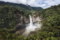 Cascada San Rafael (Leonardo Del Prete) Tags: ecuador sanrafael falls cascata cascate cascada amazonas 131meters